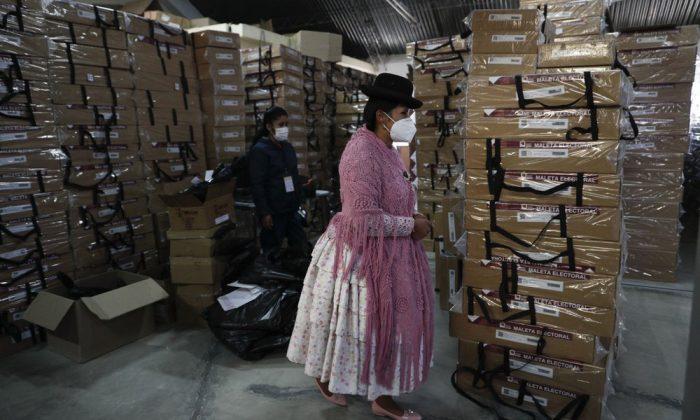 Observadores piden respetar comicios Bolivia