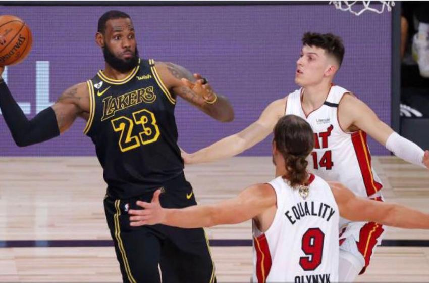 Lakers golpean de nuevo al Heat y colocan serie 2-0 a su favor