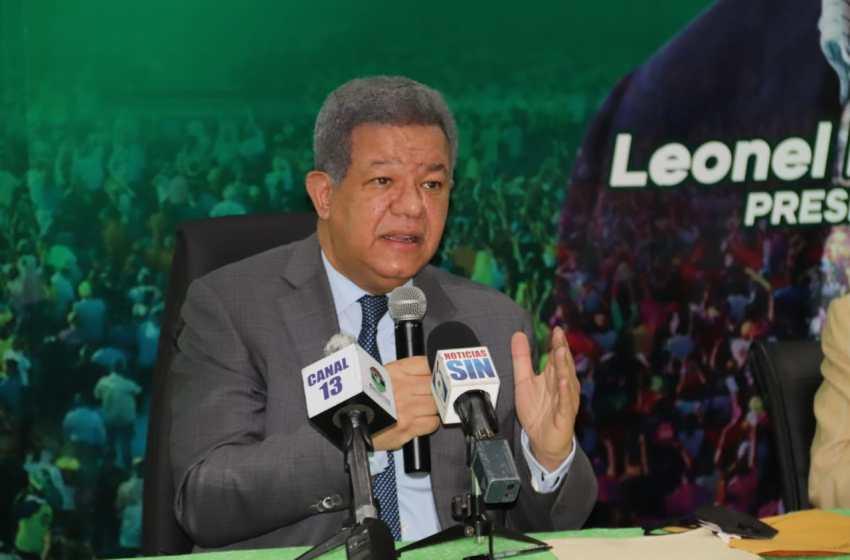 Leonel Fernández dice que nunca se objetó auditoría a la Cámara de Cuentas durante su mandato