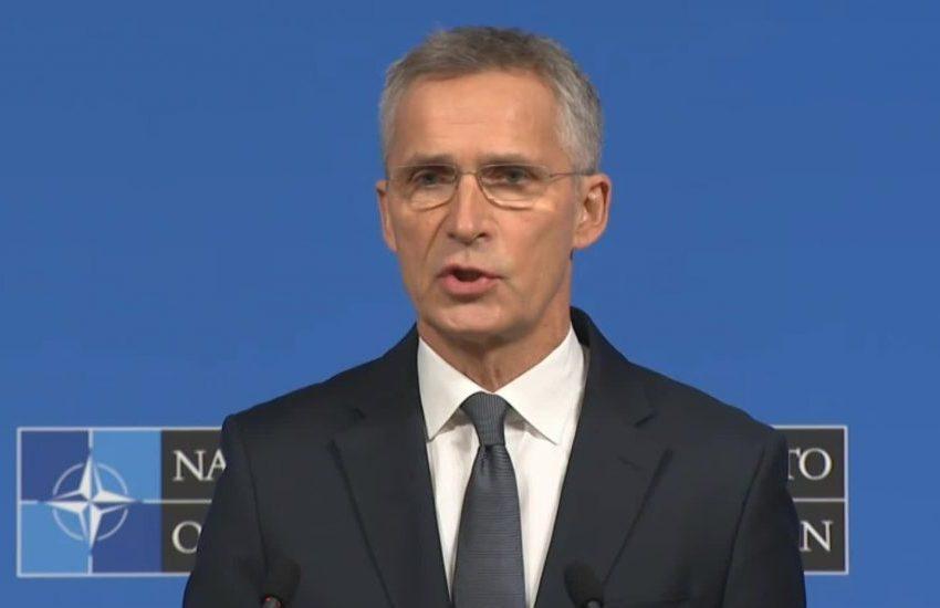 """Stoltenberg descarta en Ankara que pueda haber """"solución militar"""" en Karabaj"""