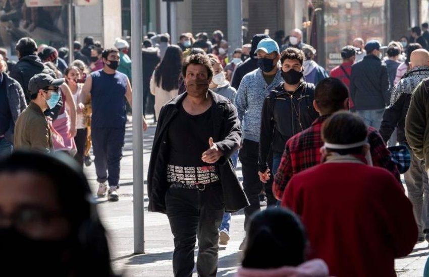 Chile suma otros 1,708 contagios y 60 nuevos fallecidos por la COVID-19