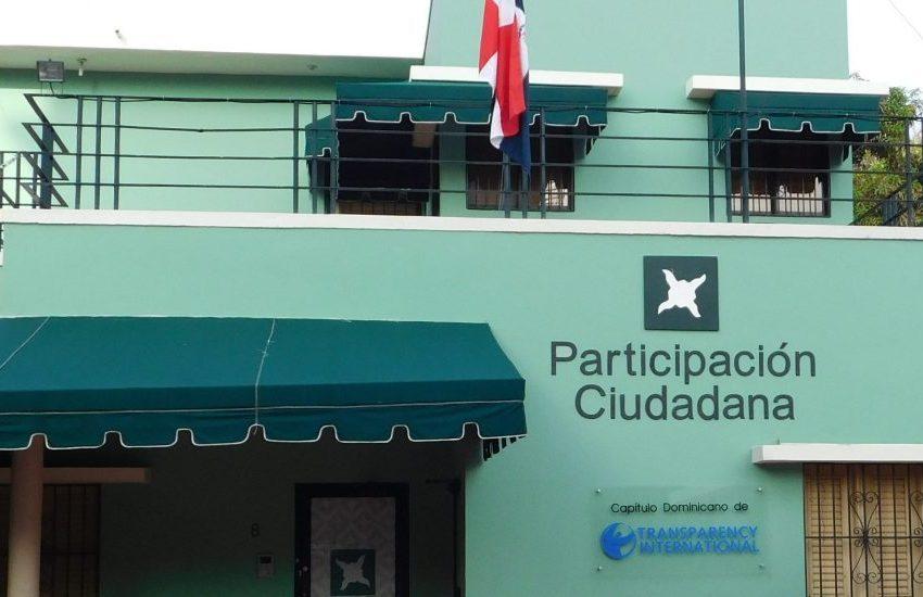 Participación Ciudadana respalda propuesta de reducir fondos a partidos políticos