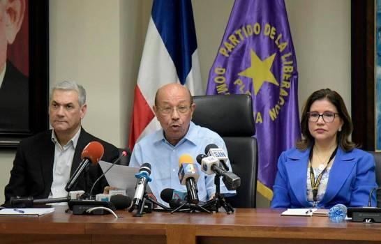 PLD fijaría posición sobre propuesta de reducir partidas a partidos políticos