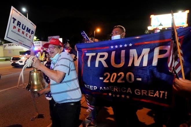 Líderes republicanos se desmarcan de Trump y defienden el conteo
