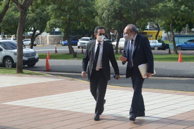 Francisco Pagan es interrogado por su declaración jurada y gestión en la Oisoe