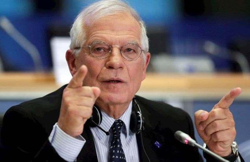 """Borrell insta a acordar """"un enfoque común"""" para la relación de la UE con EEUU"""