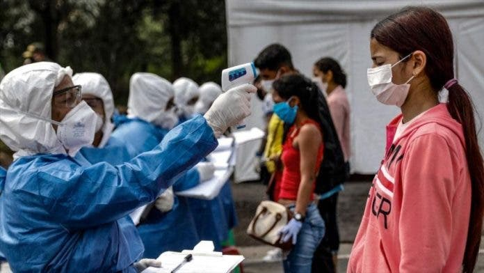 Venezuela supera los 107.000 casos de covid-19 desde el inicio de la pandemia