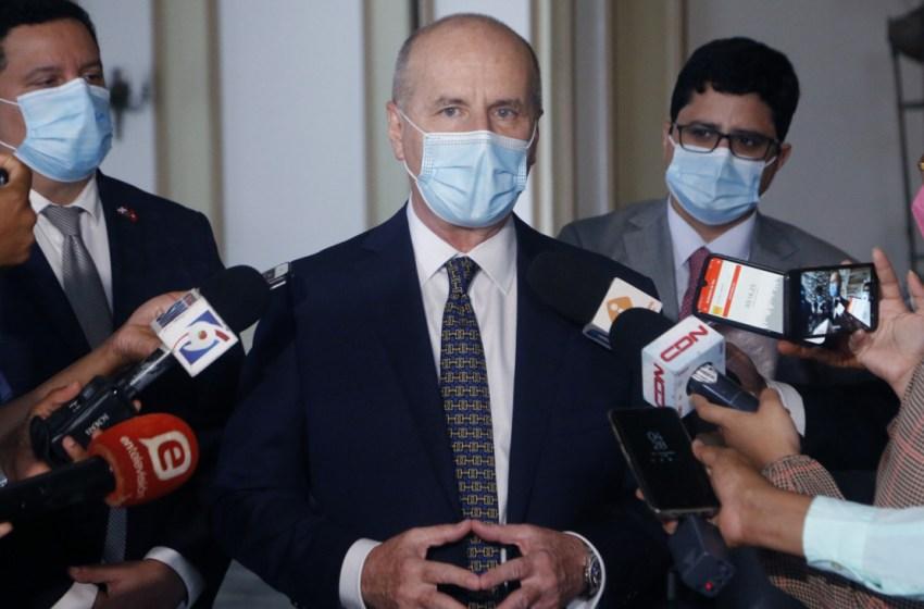 Expresidente de Costa Rica valora positiva forma en que presidente Abinader maneja COVID-19 y finanzas