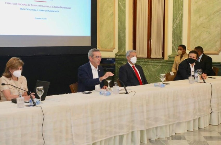 Abinader encabeza décima sesión del Consejo Nacional de Competitividad
