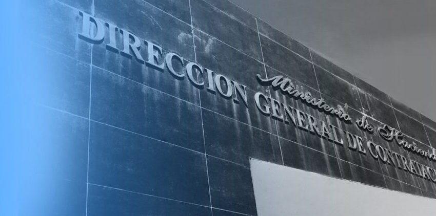 Contrataciones Públicas inicia investigación de oficio sobre contratación directa de artistas por parte del Gabinete de Coordinación de Políticas Sociales