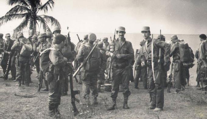 El día que mataron a Manolo Tavárez junto a 11 guerrilleros hace 57 años