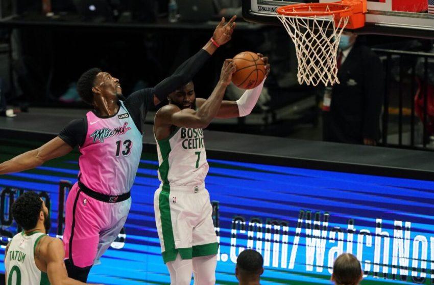 Posponen partido entre Boston Celtics y Miami Heat por posible Covid-19