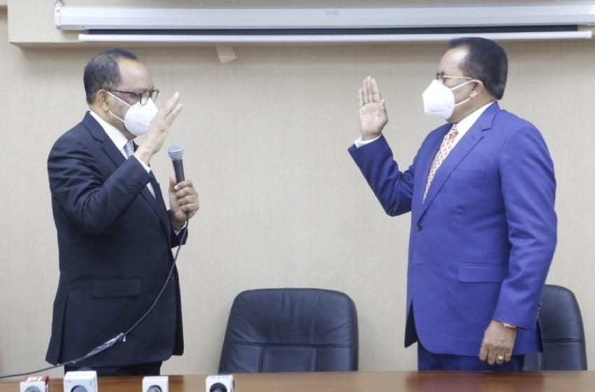 Nuevo director del Consejo Nacional de Drogas anuncia trabajará de la mano con las instituciones públicas y privadas