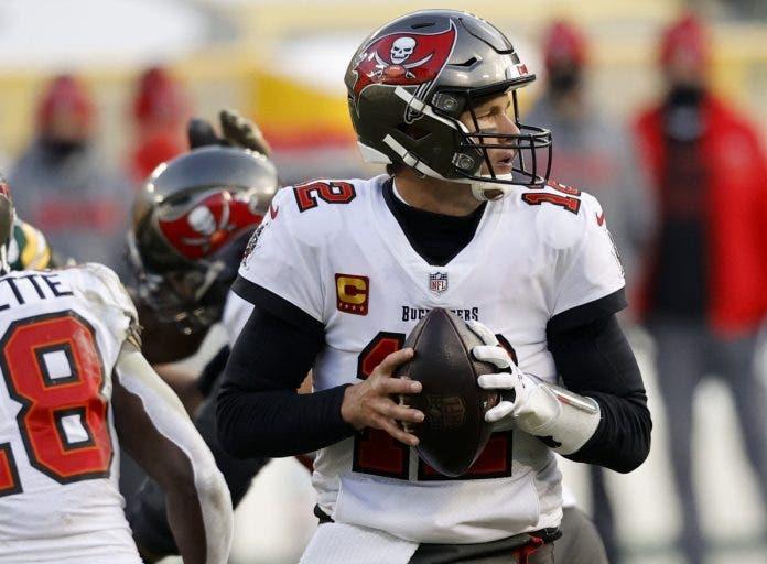 Brady busca superar los títulos de Jordan