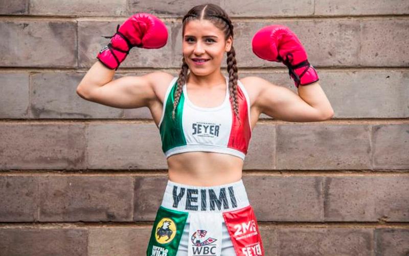 Tras defensa de título, campeona mundial de boxeo tiene perforación en tímpano