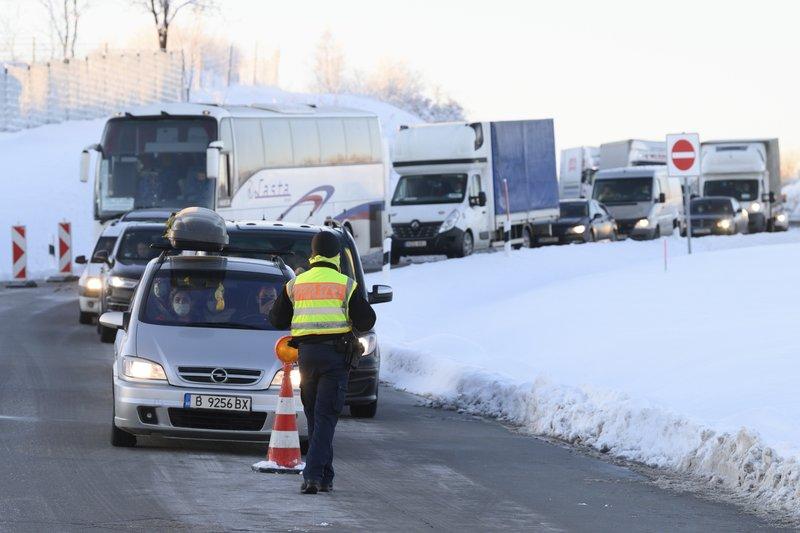 Alemania endurece restricciones en la frontera por el COVID