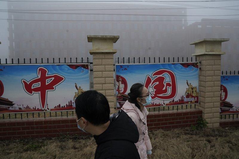 OMS visita un instituto de Wuhan objeto de especulaciones