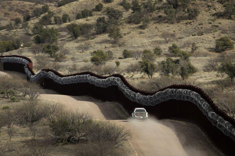 Los problemas de la era Trump continúan en frontera de EEUU