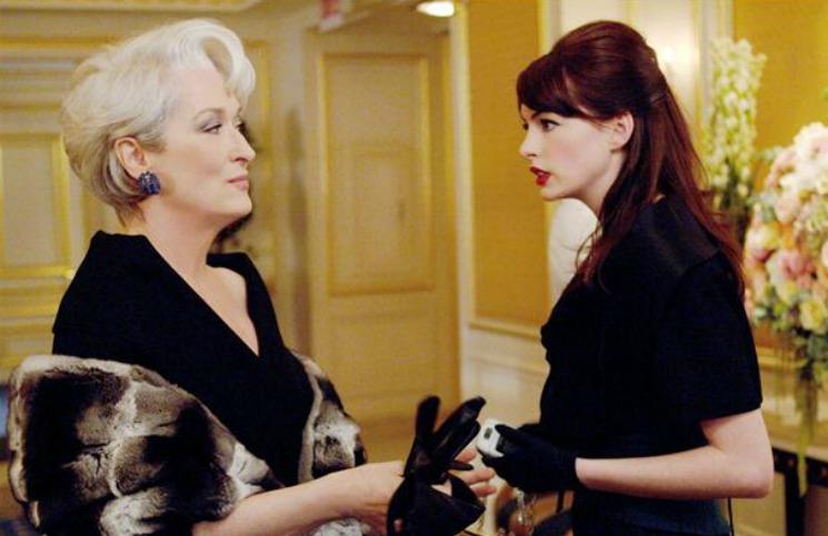 He aquí lo que confesó Anne Hathaway sobre su papel en 'El diablo se viste de Prada'