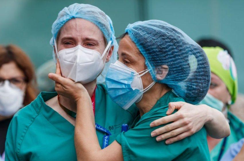 Salud Pública reporta 12 fallecimientos y 873 casos nuevos por Covid-19