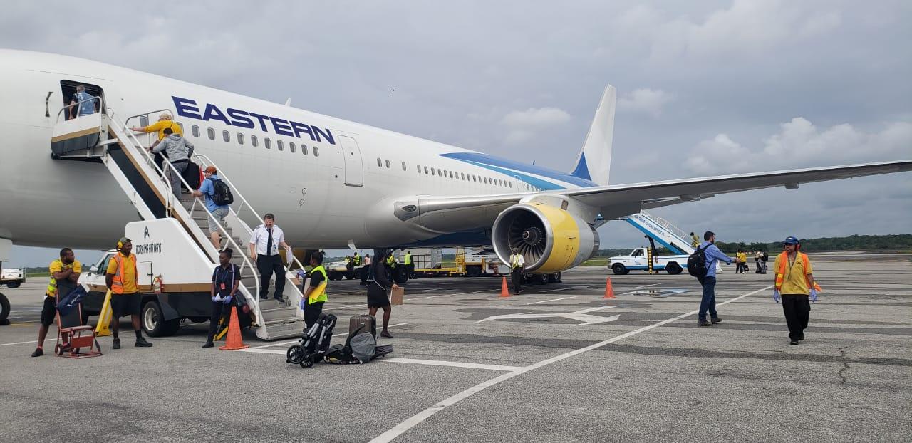 Santo Domingo entre nuevas rutas de Eastern Airlines