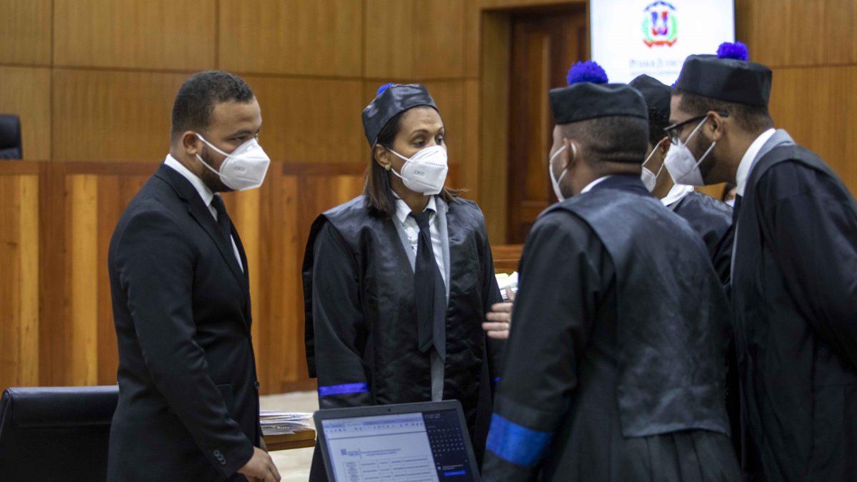 Declaraciones juradas de imputados fueron incorporadas este jueves en juicio Odebrecht