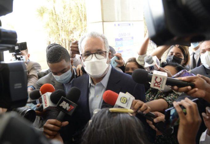 Simón Lizardo: «Mis actuaciones como funcionario público están totalmente claras»