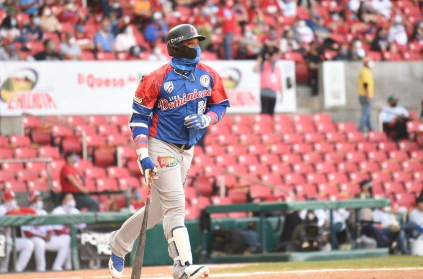 R.D. invicta 3-0 en Serie del Caribe Mazatlán 2021