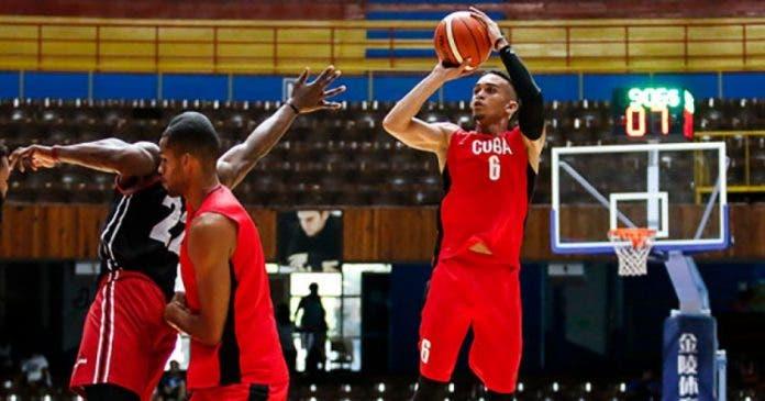 Informan selección cubana de baloncesto no asistirá a ventana en Puerto Rico