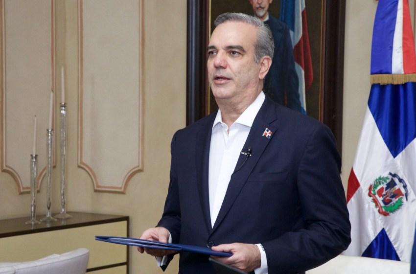 Presidente Luis Abinader recibe cartas credenciales de siete nuevos embajadores en ceremonia virtual