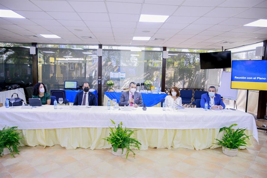 JCE e IFES inician trabajos sobre el diseño del Plan Estratégico Institucional para el período 2020-2024