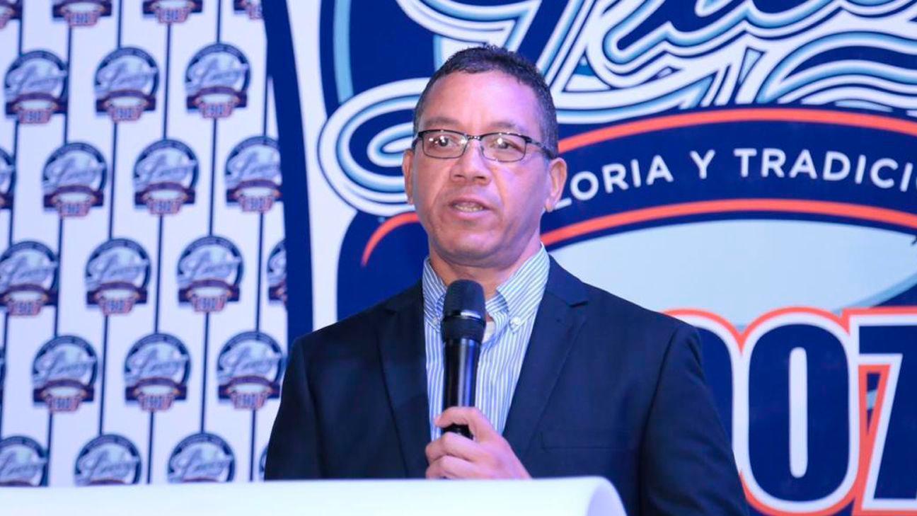 Tigres de Licey Presentan a Carlos José Lugo como Gerente General