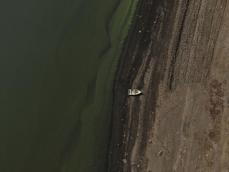 México: Sequía alcanza nivel crítico; presas se secan