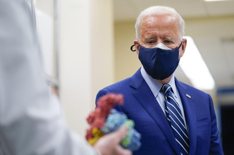 Primeros 100 días de Biden: Cómo marchan sus promesas clave