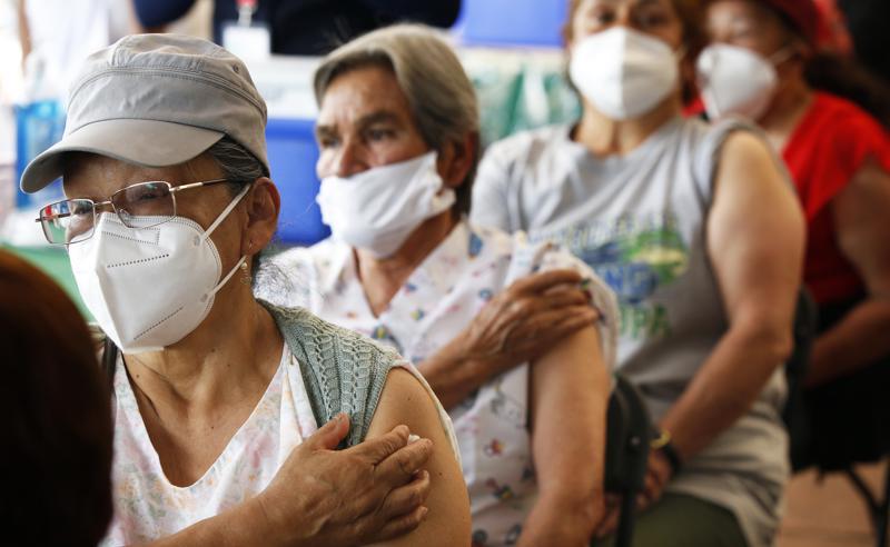México amplía vacunación a personas de 50 a 59 años