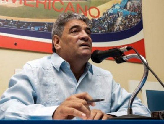 Luto en béisbol de Cuba por muerte de comisionado nacional