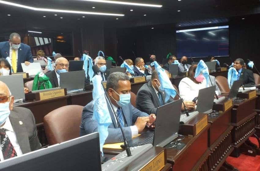Camara de Diputado aprueban Código Penal en primera lectura sin las tres causales