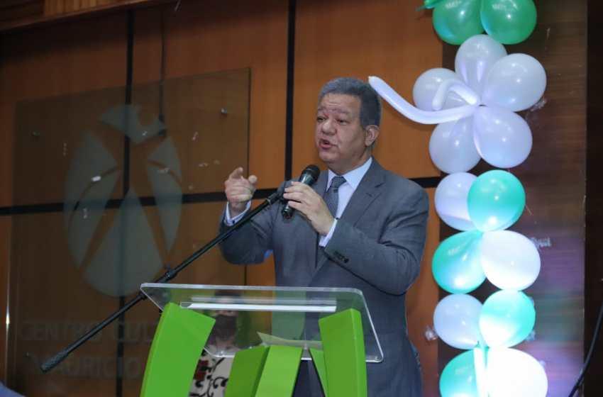 Leonel: «Hablar de Reforma Fiscal en una crisis es políticamente arriesgado.