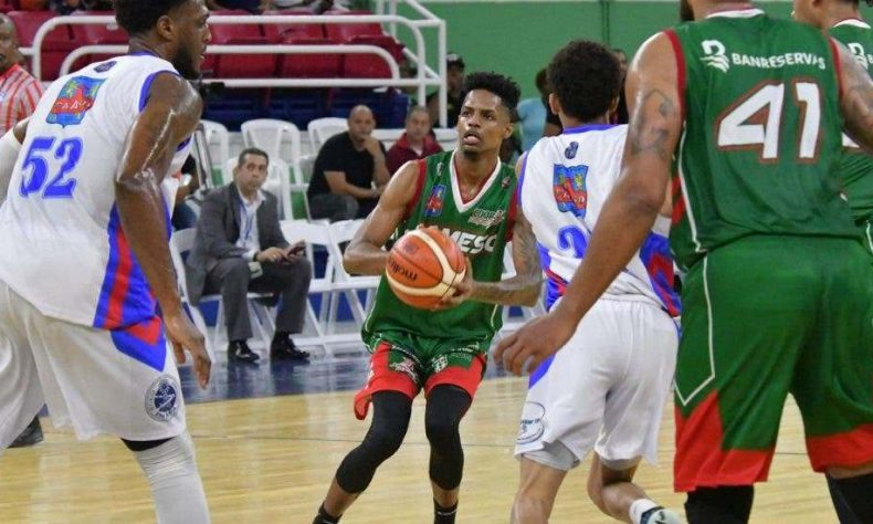 Torneo basket del distrito está generando interés