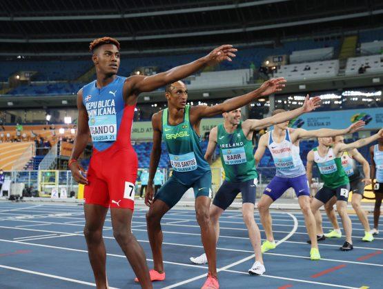 Relevo mixto atletismo 4X400 dominicano clasifica a Juegos Olímpicos