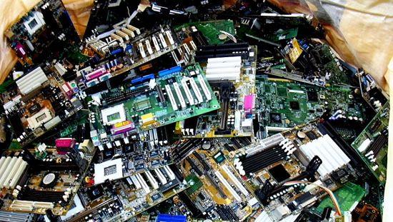 Medio Ambiente creará regulación para la gestión integral de Residuos de Aparatos Eléctricos y Electrónicos