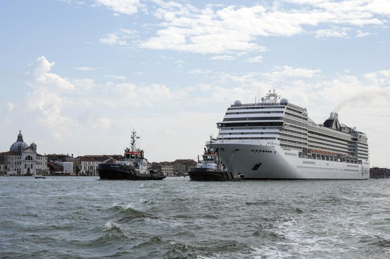 Venecia evita ser catalogada patrimonio mundial en peligro