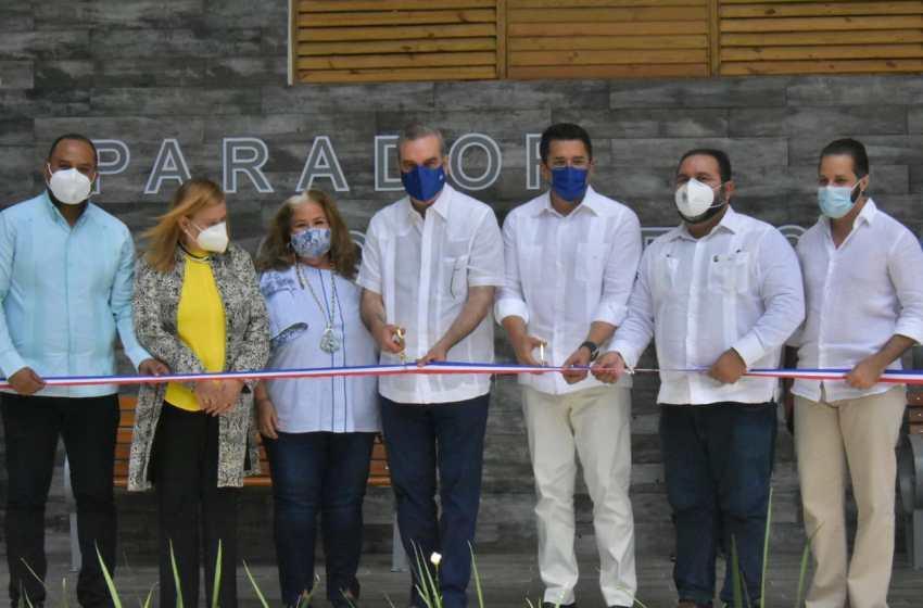 MITUR entrega remozamiento parque recreativo La Confluencia con inversión superior a los 38 millones de pesos