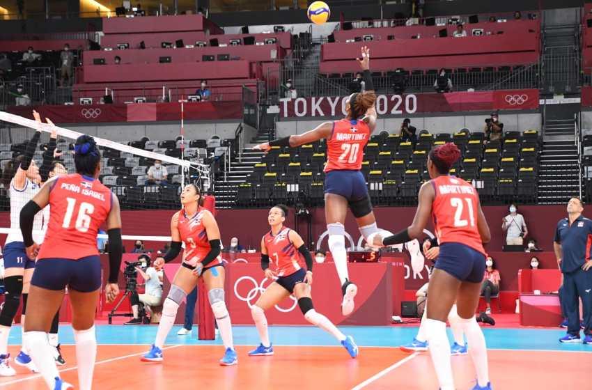 Reinas del Caribe de RD pierde tercer juego al hilo en JJOO