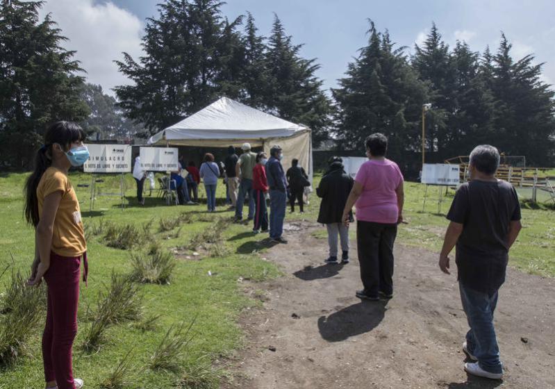 México: Referéndum no logra los votos requeridos