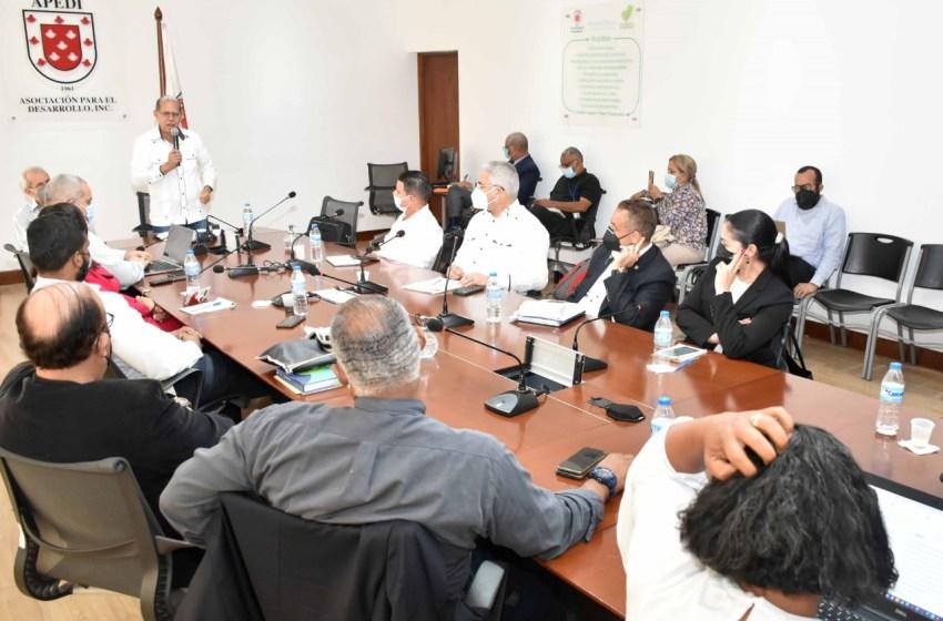 Anuncian la creación de la Mesa Metropolitana para el Ordenamiento Territorial de Santiago