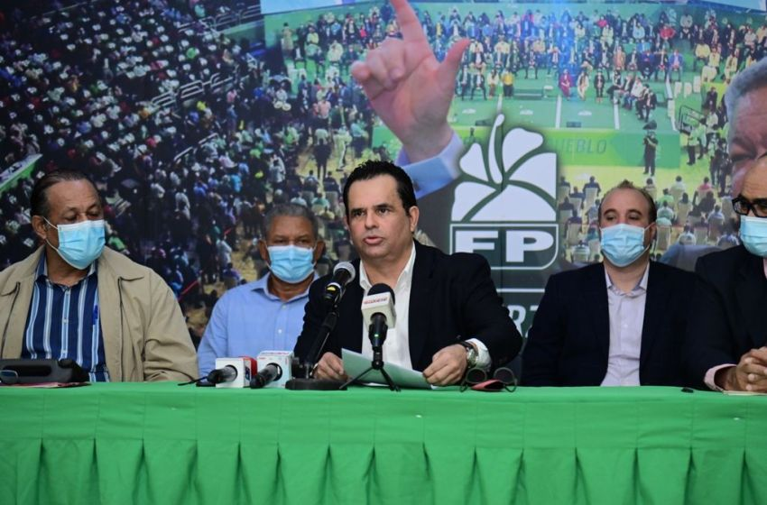 Fuerza del Pueblo llama al gobierno a  parar cancelaciones de profesionales del agro