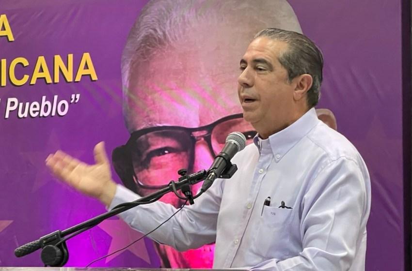 Francisco Javier: Destruir al PLD es el plan del Gobierno del PRM