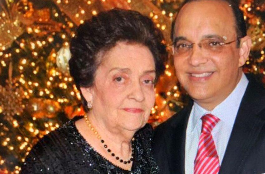 Falleció doña Altagracia Batlle de Antún, madre del presidente del PRSC