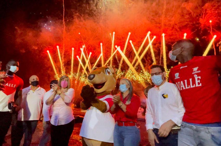 Cali-Valle celebra a un mes de los Primeros Juegos Panam Junior